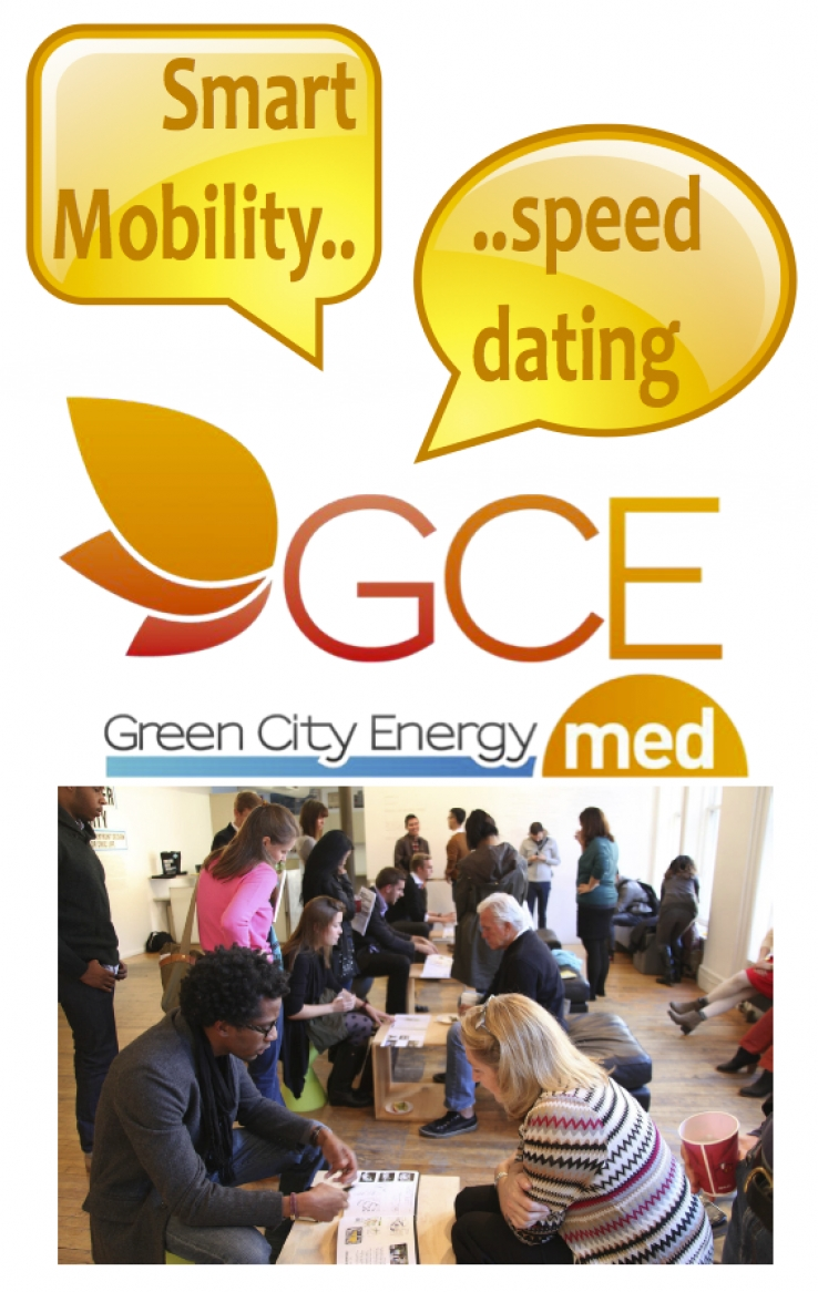 13.11 GCE MED: Smart Mobility SPEED DATING @BARI
