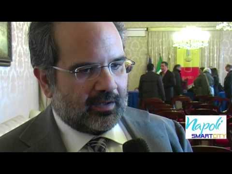 NAPOLI SMART CITY 01 / Vincenzo Zezza, Ministero dello Sviluppo Economico
