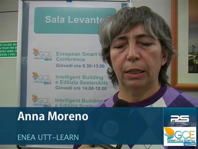 PS_GCE2011#19 / intervista a Anna Moreno, ENEA UTT-LEARN