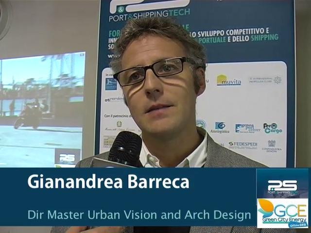 PS_GCE2011#40 / intervista a Gianandrea Barreca, Direttore Master di Urban Vision and Architectural Design di Domus Academy