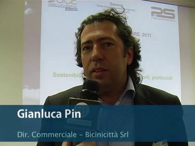 PS_GCE2011#35 / intervista a Gianluca Pin, Dir. Commerciale Bicincittà Srl